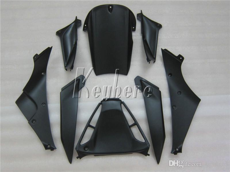 Бесплатно настроить обтекатель комплект для Yamaha YZF R1 02 03 серебряный черный кузов обтекатели набор YZF R1 2002 2003 OI21