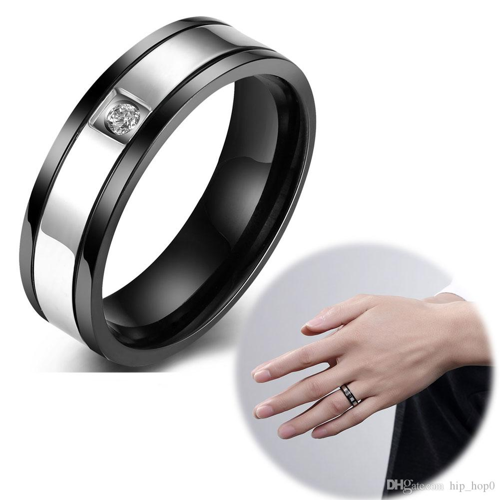 band women ring man brushed ip beveled tungsten fit edge wedding rings men lifetime for en guarantee comfort