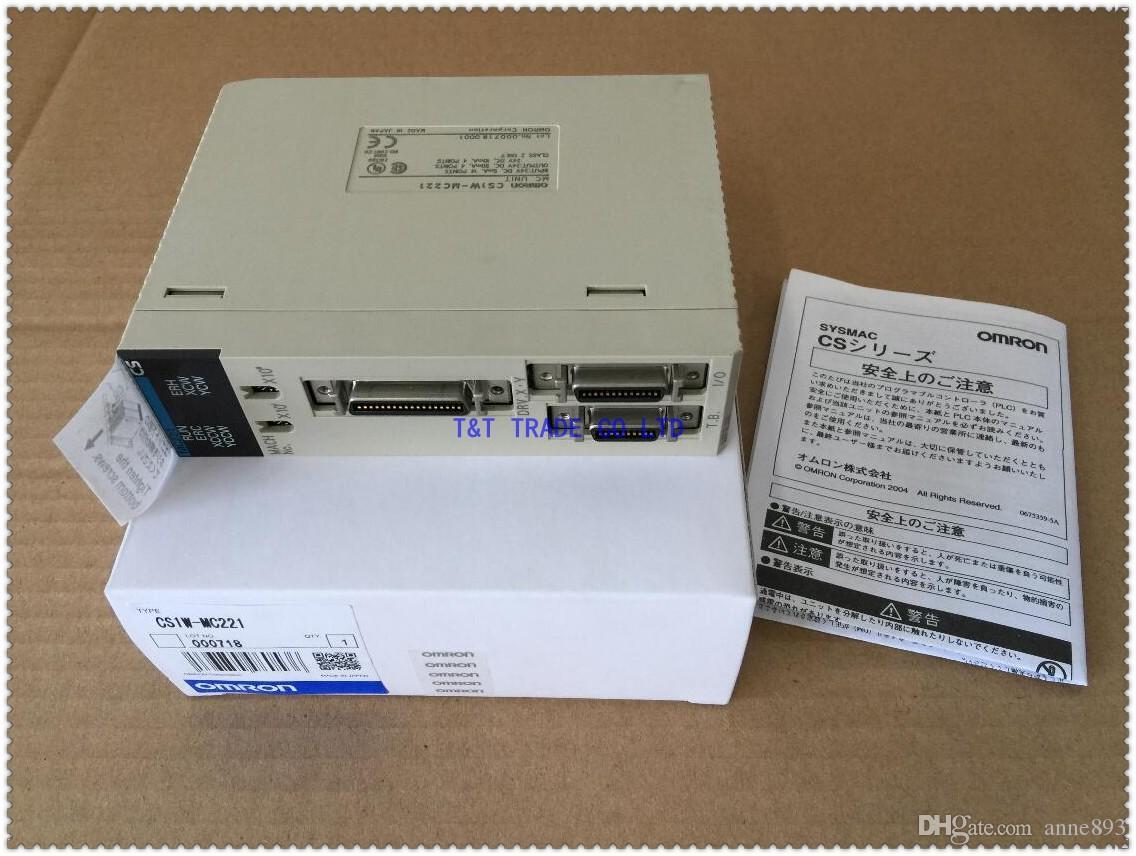 Блок Omron CS1W - MC221 MC новый и первоначально одна гарантированность года