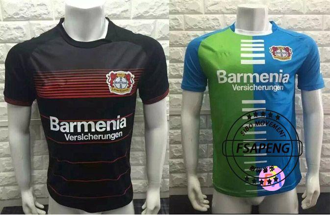 abbigliamento calcio Bayer 04 Leverkusen Uomo