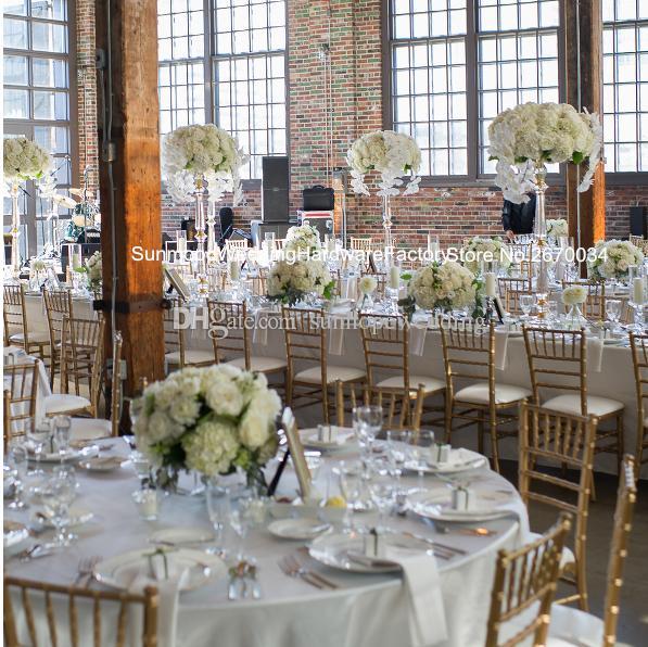 موقف الاكريليك فقط أعمدة الزفاف تصميم الكريستال عمود جديد mandap الزفاف تستخدم زخرفة الزفاف