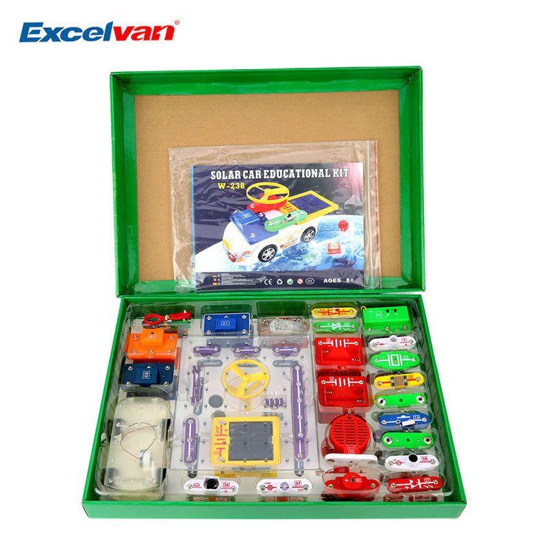 Großhandel Excelvan Lehrer Wang W 988 Elektronik Blöcke Kit ...