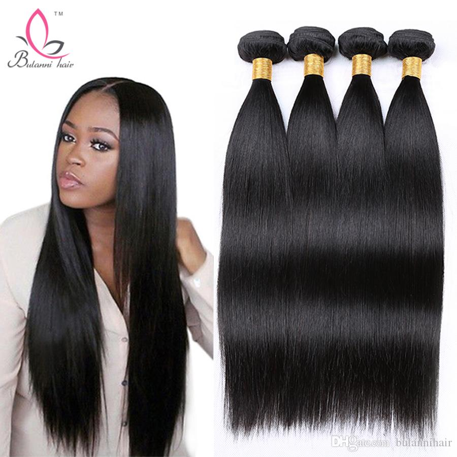 4 Bundles Straight Virgin Hair Amazing Hair Products Wholesale