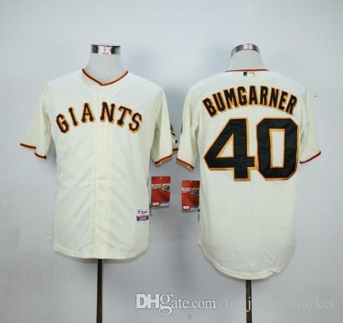 bfe2c494b ... real 2017 giants jersey 2017 san francisco giants baseball jersey 28  buster posey 40 madison bumgarner