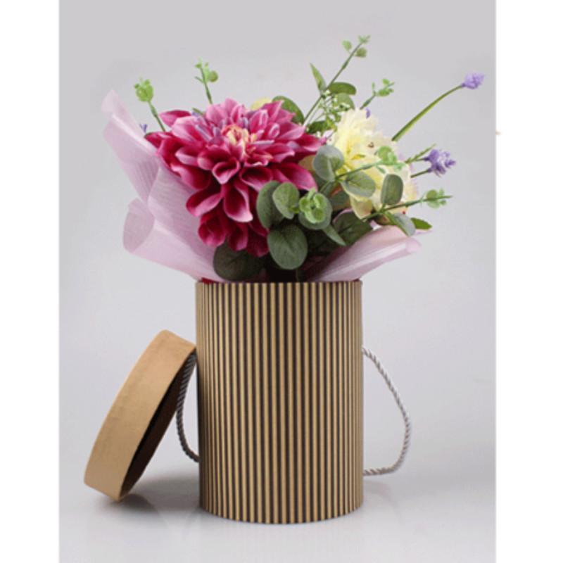 Acheter Haute Qualite Coreen Fleur Boite Hug Boite Seau Trombone