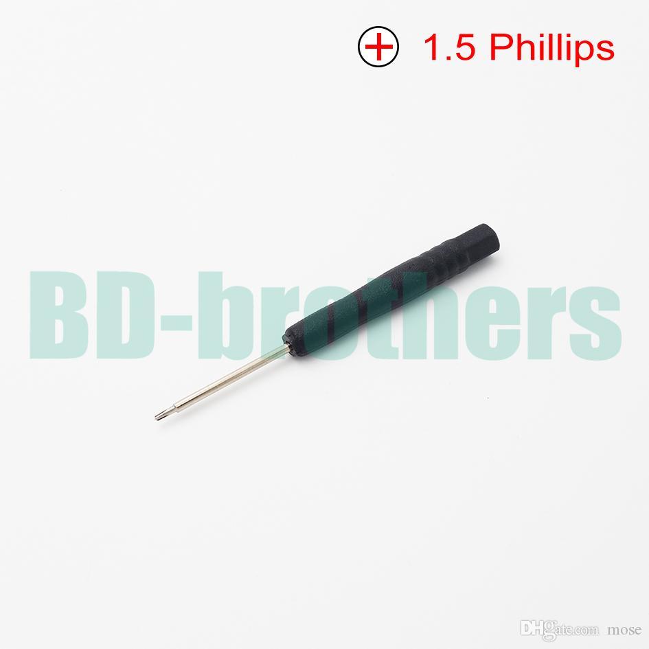 8 i 1 Reparation Pry Opening Tools Kit med 5 Point Star Pentalobe Skruvmejsel för iPhone 4G 4S 5G 5S 3G 6 6Plus 6s / parti