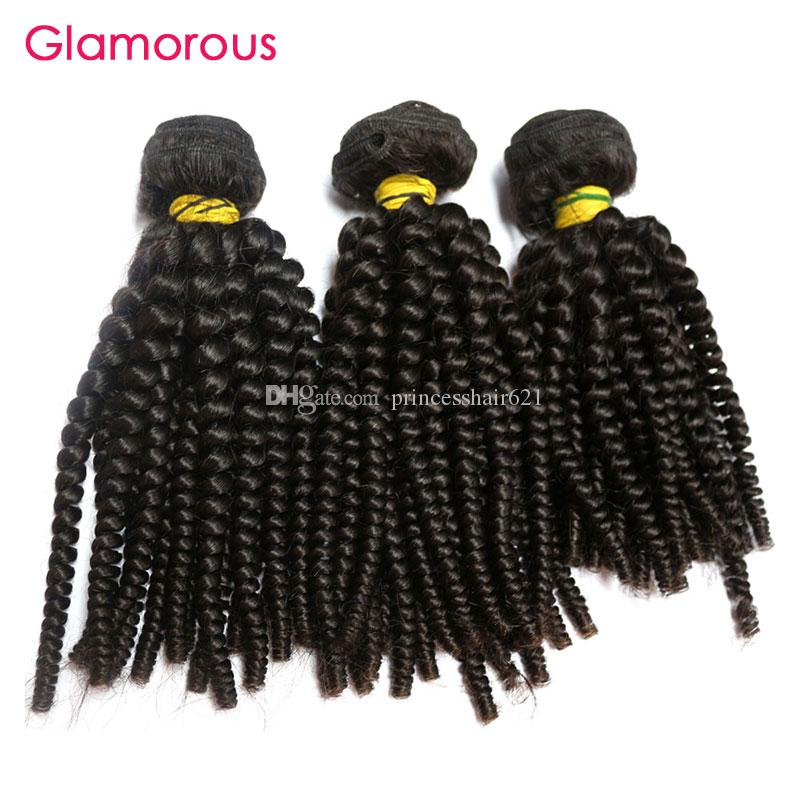 Glamorous Unprocessed Virgin Hair Top Rated Peruvian Human Hair 3