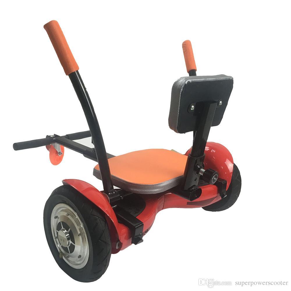 Großhandel 6.5 Zoll Hovercart Hoverseat Go Karting Kart Sitzende ...