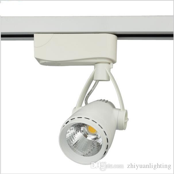 Compre led track lights 7w cob modern kitchen ceiling global compre led track lights 7w cob modern kitchen ceiling global industrial rail light track focos zapatos ropa tienda comprar spotlight a 905 del aloadofball Choice Image