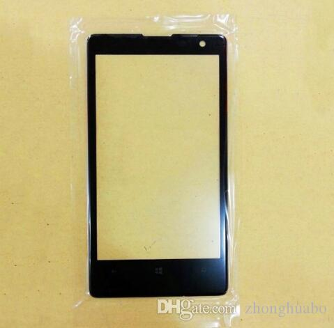 New Outer Glass For Microsoft Nokia Lumia 550 Front Glass Lens Replacement In Mobile Phone Parts