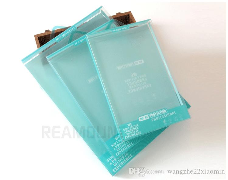 Retail Plastic PVC Packaging Box for ipad 2 3 4 Leather Case Cover for ipad 7 8 10 inch Transparent Packaging