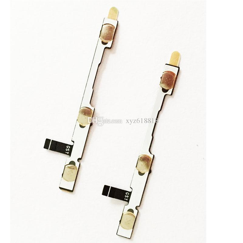New Original power on/off & Volume up/down Side key Buttons flex cable For Lenovo S60 S60-W S60-T Mobile phone flex cable
