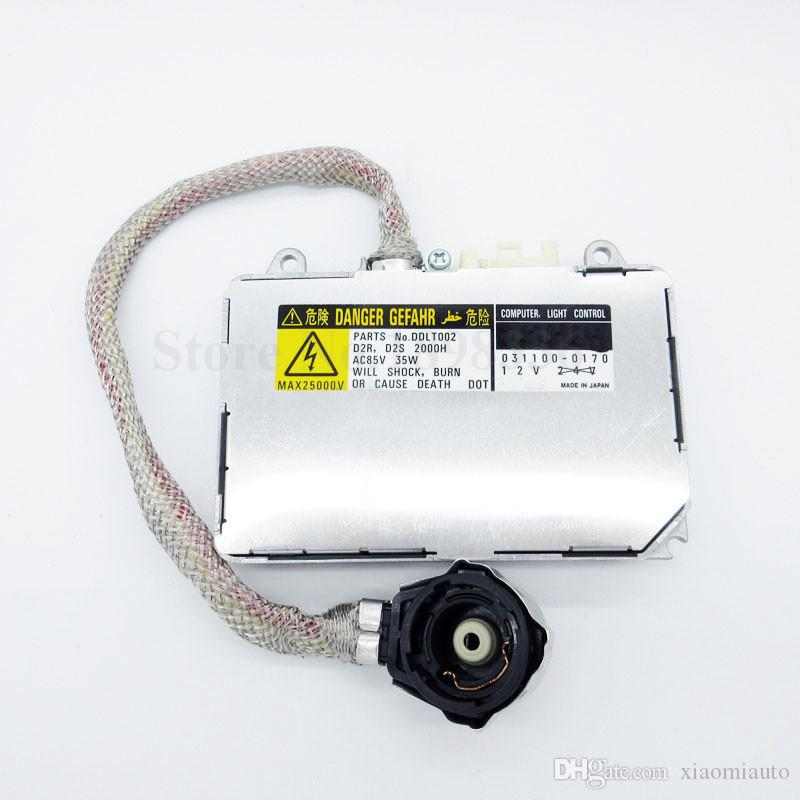 Xenon Headlight HID Ballast 85967-50020 84965-AE020 84965AE020 84965-AG000 84965-AG010 39000-20751 D2S D2R TOYOTA Lexus Legacy Outback