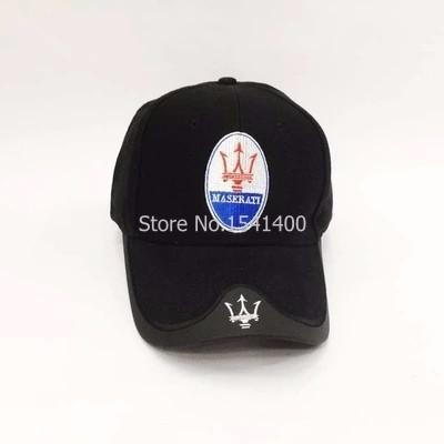 Wholesale- Brand New for Men And Women Maserati Baseball Cap ... c0408bfd4306