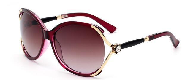 Novel Goggle Outdoor brands designer Occhiali da sole Occhiali da sole donna donna nero sfumature Fashion Retro con custodia originale Zipper