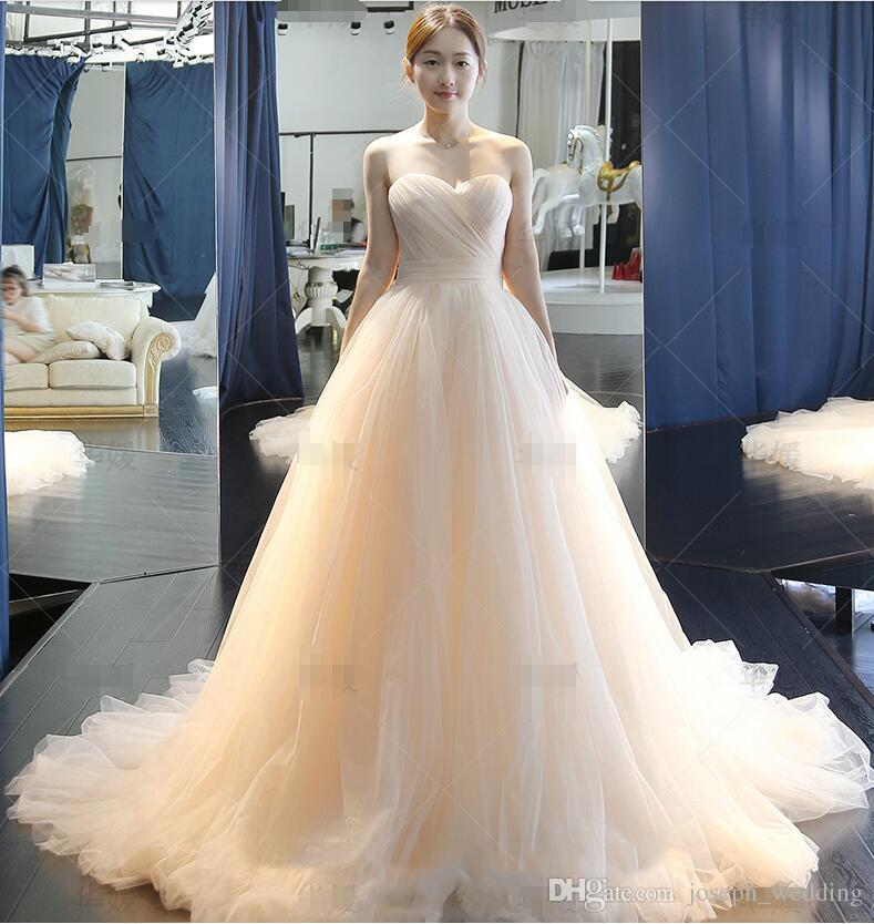 Discount 2018 OEM Bridal Gowns Custom Made Vintage