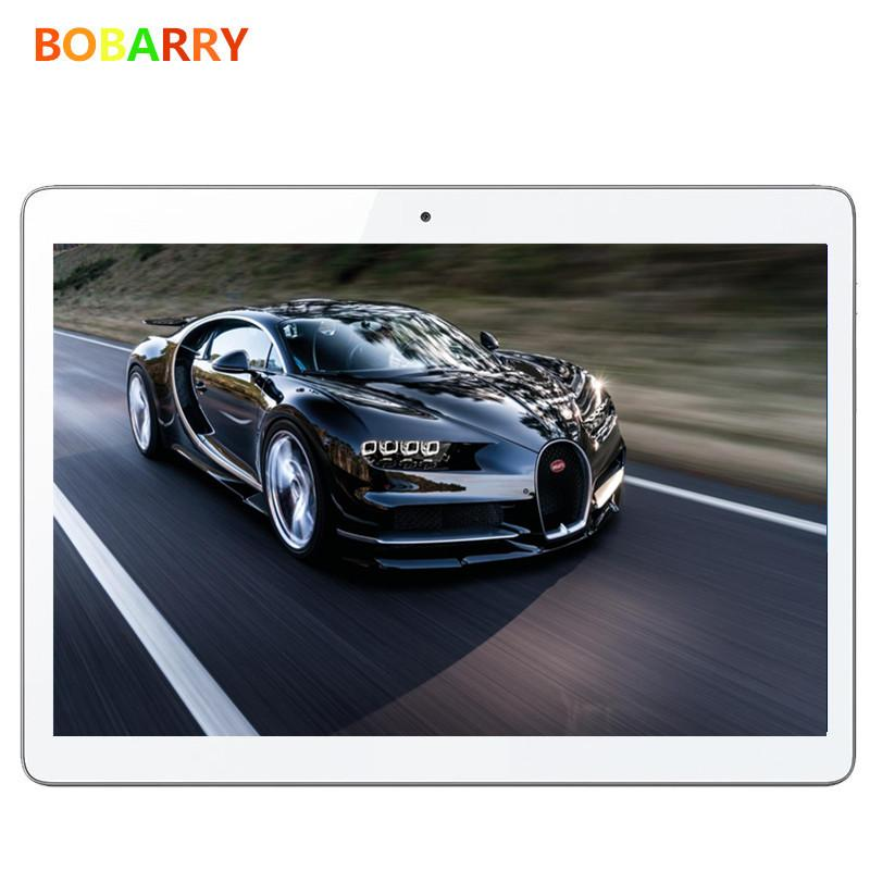 Wholesale- BOBARRY2016 New 10 inch Octa Core 4G Tablet 4GB RAM 64GB ROM 1280*800 Dual Cameras Android 5.1 Tablet 10 inch Free Shipping