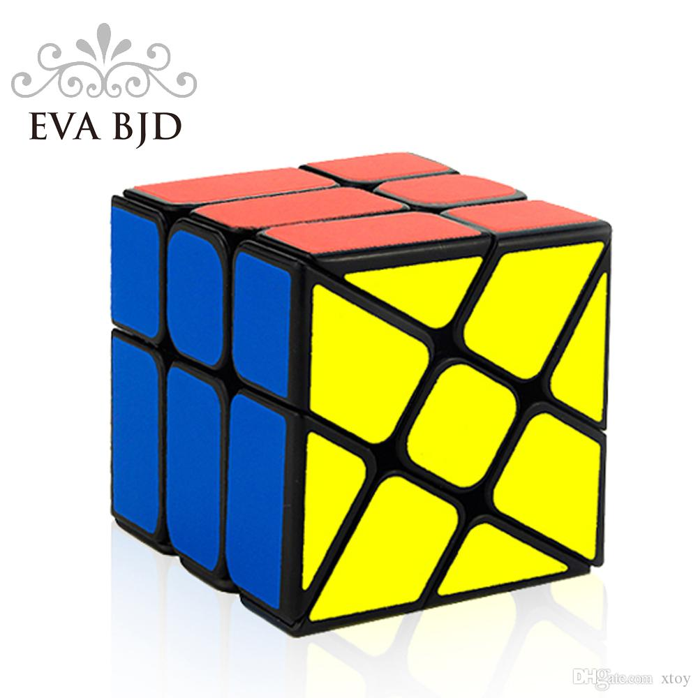 2018 2x2x3 Strange Shape Magic Cube Puzzle Hexahedron Education Toys For Children And Puzzlers Windmill Cubo Magico Dmc021 From Xtoy