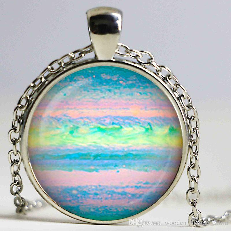 Photo Cabochon Glass Silver Fashion Pendant Necklace(fighting for autism