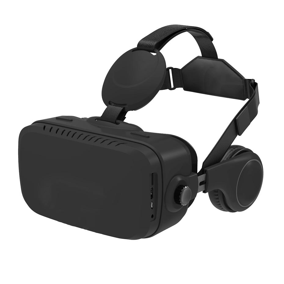 8dfb438f424 Wholesale All In One VR Headset VR Glasses 3D Virtual Reality Goggles VR  HDMI Android 5.1 920 1080P 32G ROM 2G RAM 120 FOV With Headphone 3d  Glassess 3d ...