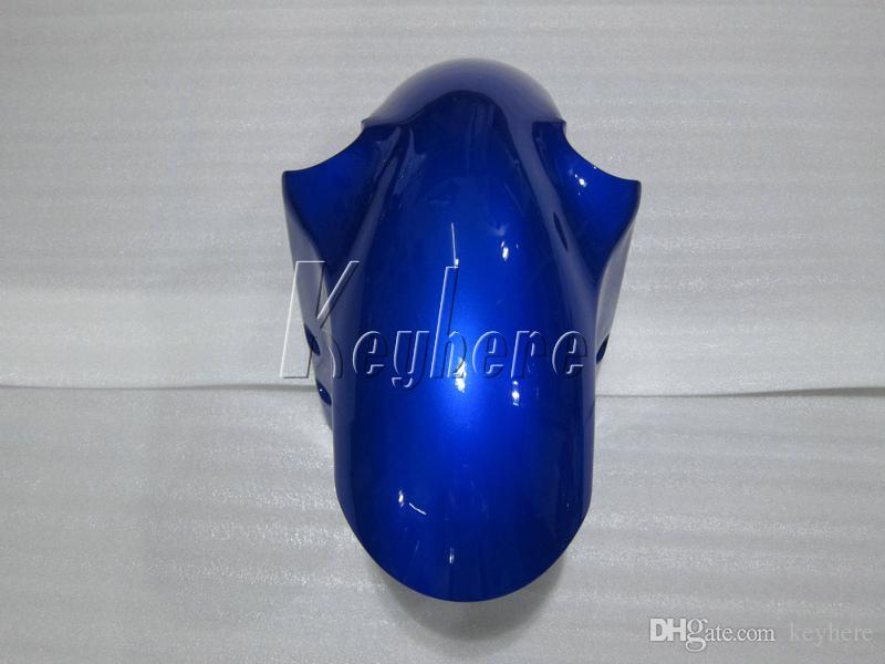 Verkleidungssatz für Yamaha YZF R1 1998 1999 blau schwarz Motorradverkleidungen Set YZF R1 98 99 IY01