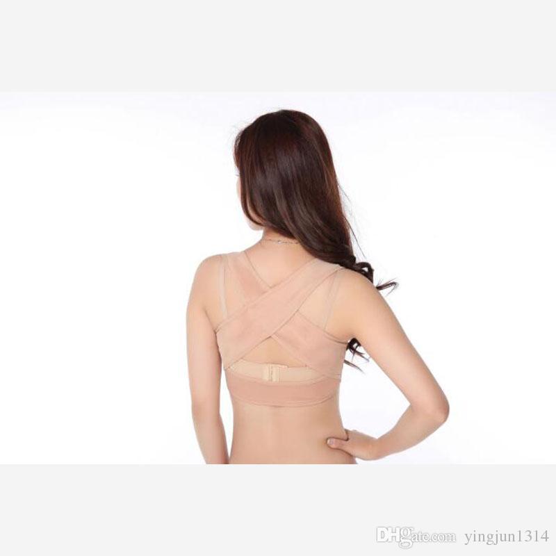 Hot Adjustable Women Back Support Belt Posture Corrector Brace Support Posture Shoulder Corrector Health Care