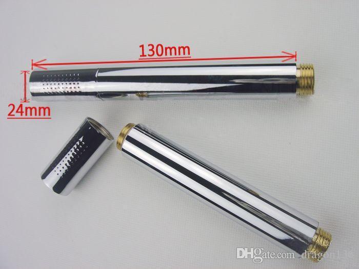 Cilindro de baño BLL Cabezales de ducha de latón Cobre sólido Espesar Acabado NY33004