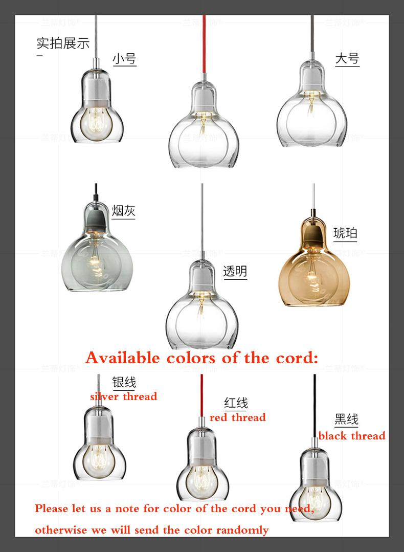 See larger image  sc 1 st  DHgate.com & Discount Mega Bulb Sr2 Pendant Light Suspension Lamp Modern ... azcodes.com