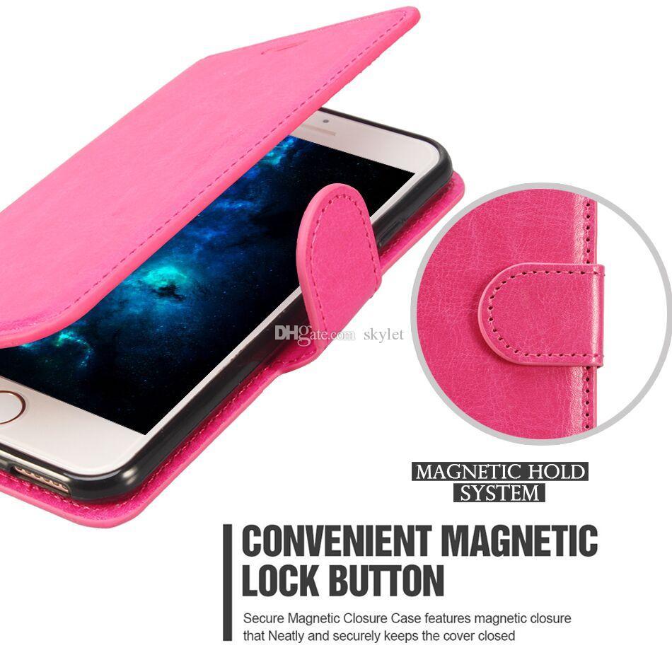 Для iPhone 11 PRO XS MAX XR XS Чехол для телефона PU Кошелек Чехлы с фоторамкой Слот Кожаный чехол Чехлы для S10 S10 PLUS Note 9 S9 PLUS Note10