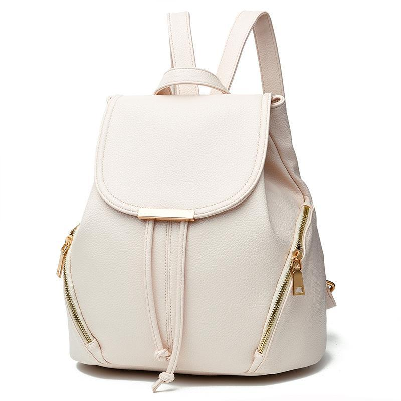 edac26f260 Fashion Bags Women Casual Backpack Style Purse Fashion School Leather  Backpack New Shoulder Mini Bag For Women Wholesale Womens Backpacks Pink  Backpacks ...