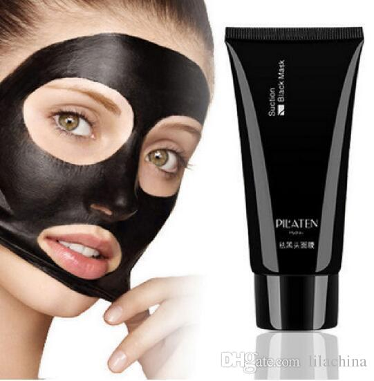 PILATEN Black Mask Facial Mask Nose Blackhead Remover Peeling Peel Off Black Head Acne Treatments Face Care Suction