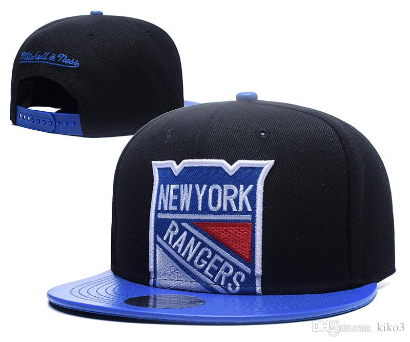 2018 Snapback Hats New York Rangers Baseball Caps Hip Hop Rangers Ice Hockey  Sport Team Vegas Golden Knights Caps Adjustable Cap Hat Snapback Online  with ... 4327e1802c9f