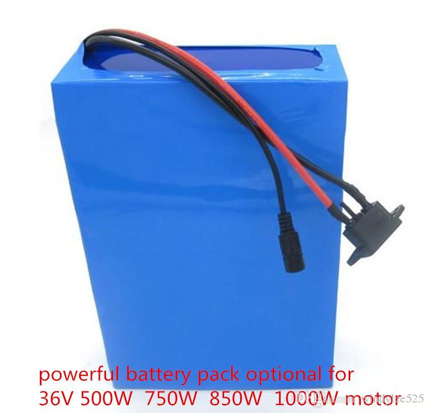 750W Ebike 36v 26Ah batterie pour vélo électrique scooter vélo pour sam - sung 26Hm batterie au lithium PVC BMS protégé envoyer chargeur en Chine