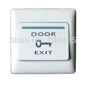 Wholesale- Door Exit Push Button Switch Door for Access Control System Dropshipping Door Paint Door L& Switch Door Guard Online with $38.88/Piece on ...  sc 1 st  DHgate.com & Wholesale- Door Exit Push Button Switch Door for Access Control ...