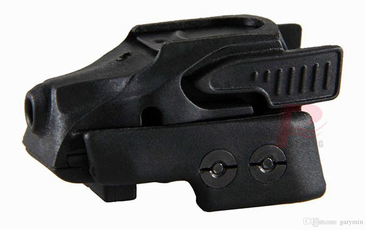 Tactical Trace Laser Sight CMR-201 Rail Master Universal Micro Red Laser Sight