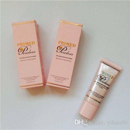 في المخزن! HOT NEW Brands Makeup Foundation كريم الأساس التمهيدي للوجه والبشرة 28 جرام