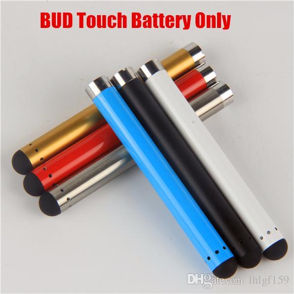 Top quality Colorful O pen vape bud touch battery CE3 280mAh e cig 510 thread e cigarettes for wax oil cartridge vaporizer battery