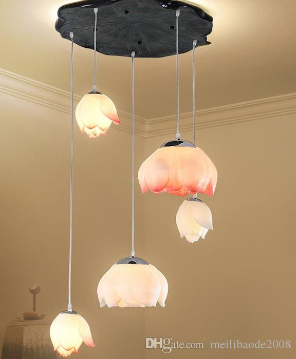 2017 new lotus chandelier pendant light lotus leaf ceiling lotus 2017 new lotus chandelier pendant light lotus leaf ceiling lotus lamp decor lighting llfa hanging lamp ceiling lamps from meilibaode2008 5172 dhgate aloadofball Image collections