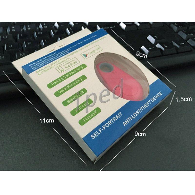 iTag Mini Smart Finder Bluetooth Tracker Key Wireless Tag Für Haustier Katze Kinder GPS Alarm Smart Tracker Anti-verlorene Finder mit Kleinpaket