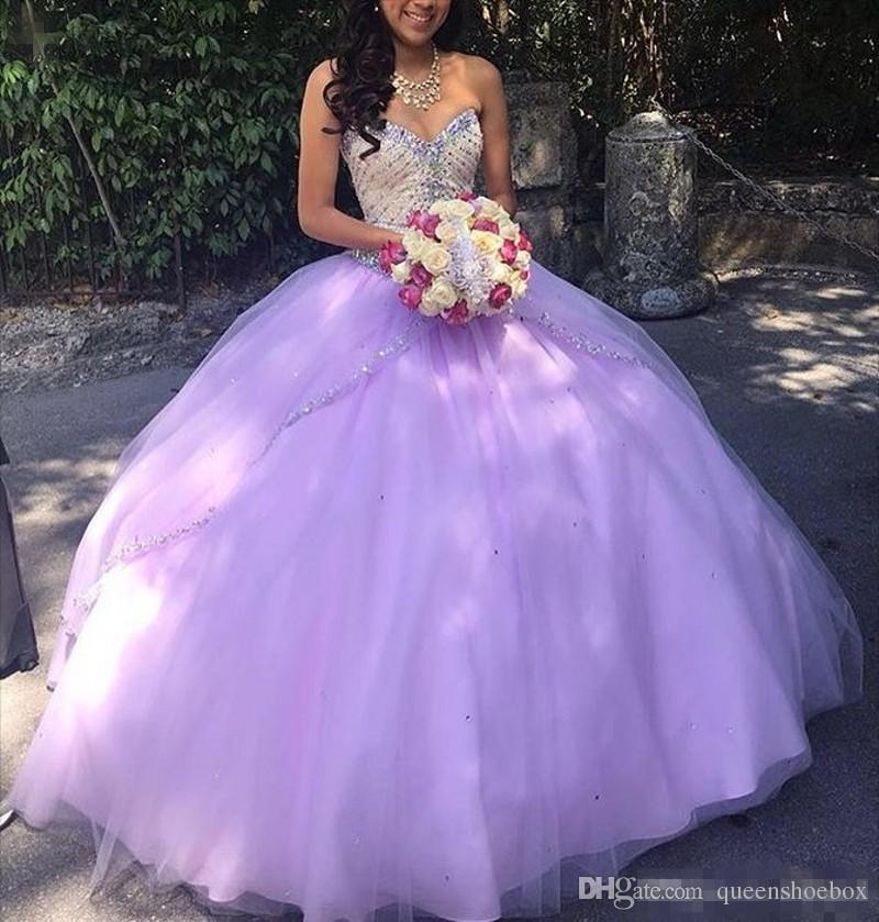 Lavender Quince Dresses