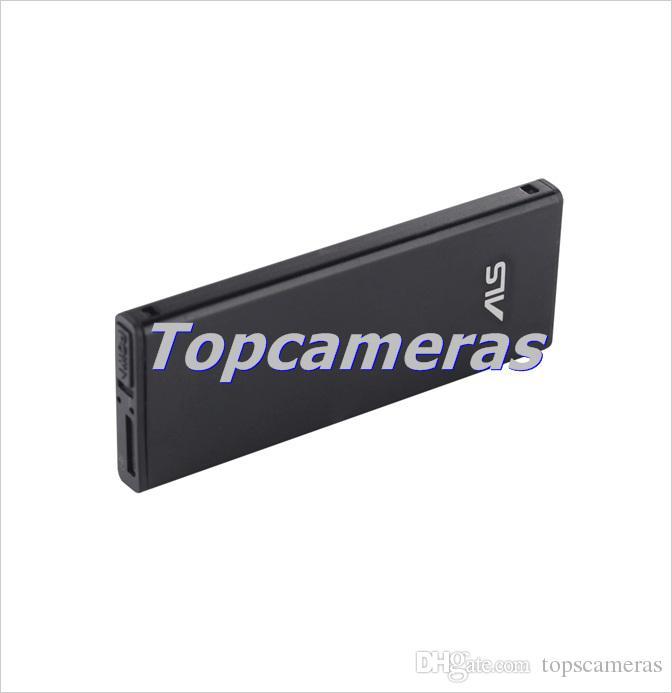 4GB Gravador de voz ultra fino com controle de linha MP3 player Audiando a função 701 Gravação de som