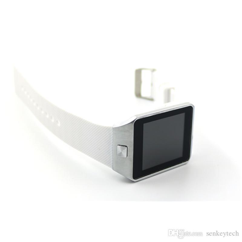 DZ09 سمارت ووتش الهاتف SIM واحدة بلوتوث الذكية ووتش DZ09 الذكية ساعات المعصم لسامسونج غالاكسي Iphone هواوي سوني LG
