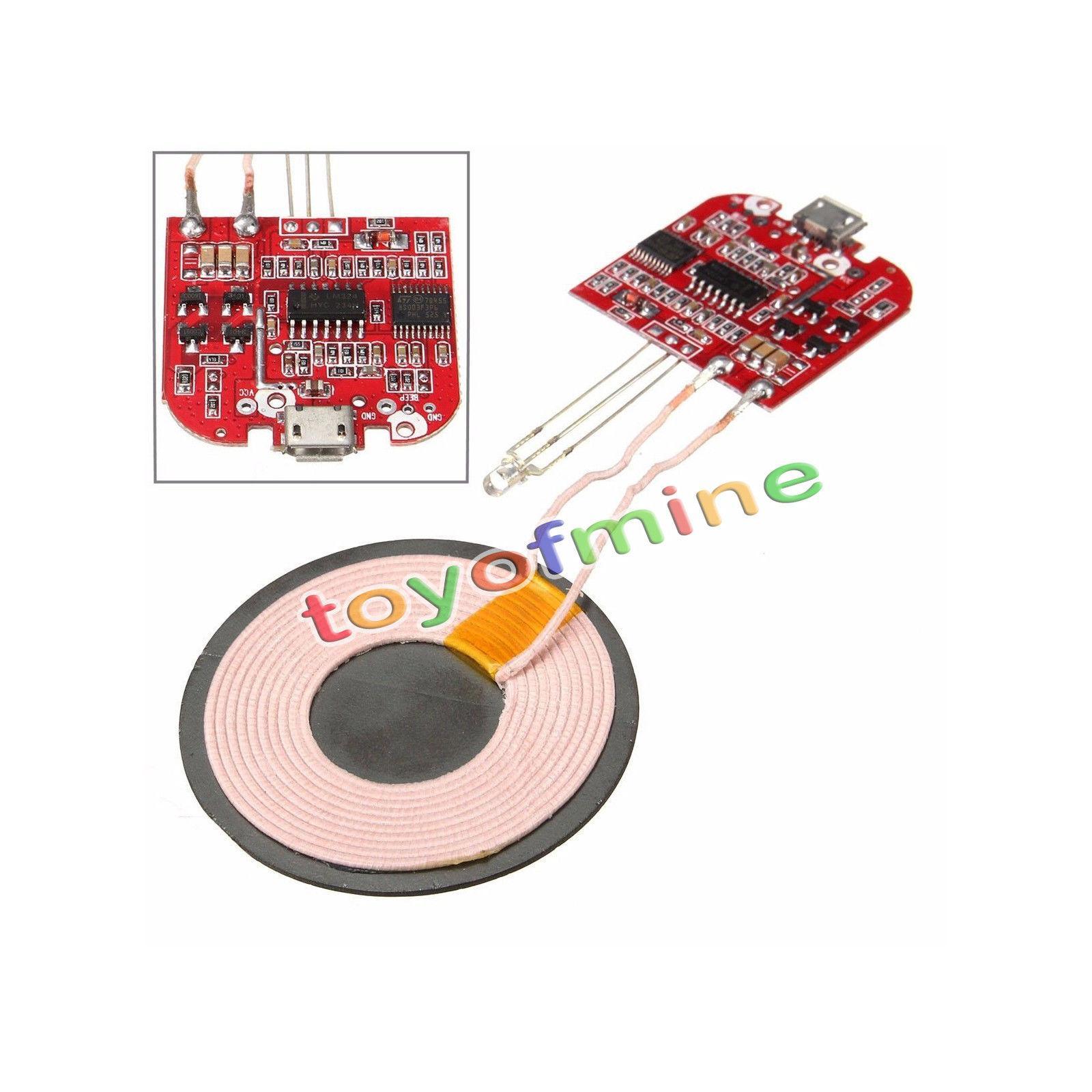 Circuito Mayor : Compre venta al por mayor nuevos accesorios de carga inalámbricos qi
