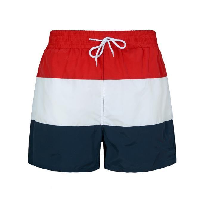 Мужчины новый цвет шорты лето поло пляж Бордшорты бермуды шорты быстросохнущие корте Брук Бермуды masculina de marca homme S109