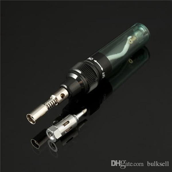 페로 드 Solda Fer Souder 전자 DIY MT - 100 도구 전기 가스 납땜 다리미 총격전 토치 코드리스 솔더 다리미 펜