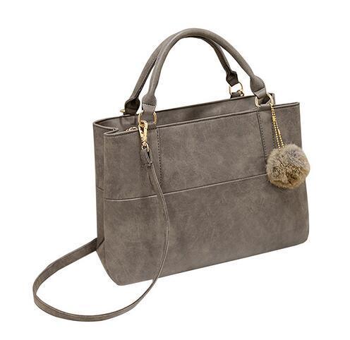 Wholesale-2016 Fashion Design Women Handbag Matte PU Leather Good ... 2cbe580d1047f