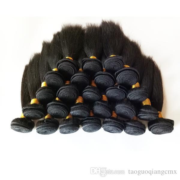 أفضل نوعية قصيرة الهندي ريمي الشعر لحمة 6 ~ 16inch 3Bundles رخيصة 8A اللون الطبيعي البرازيلية بيرو عذراء الشعر على التوالي لحمة إمتداد