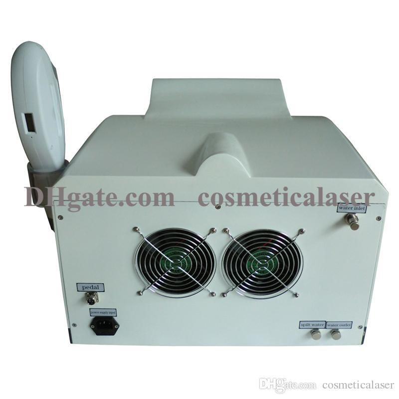 A remoção rápida quente do cabelo OPTA o laser de IPL SHR / remoção permanente portátil do cabelo de SHR indolor