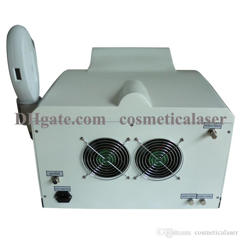 Hot fast hair removal OPT IPL SHR laser / portable SHR permanent hair removal painless