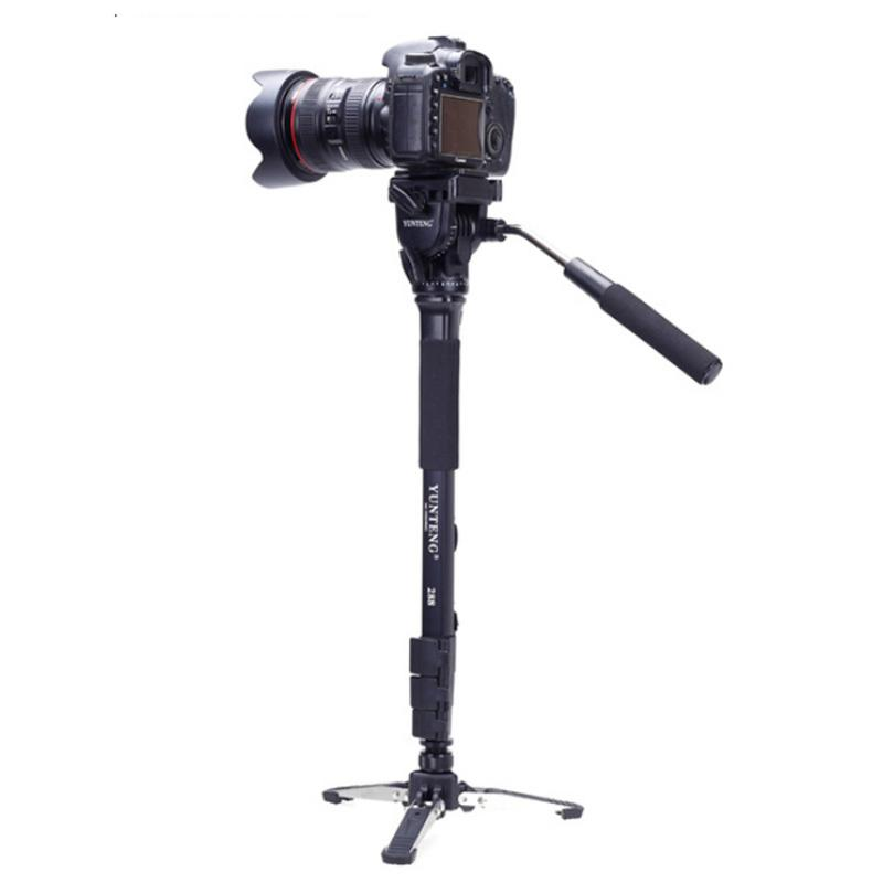 Consumer Electronics Capable Xiletu Xvt-234 Professional Portable Aluminum Panoramic Camera Video Tripod For Canon Nikon Sony Digital Camera Camcorder